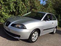2003 SEAT IBIZA 1.9 TDI PD100 82,000 MILES