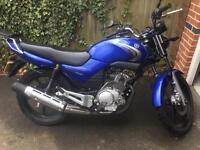 Yamaha YBR 125cc 08