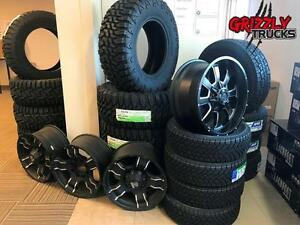 PRICE DROP!!! All Tires must go!! Hurry in!! Mud + Rugged Terrains! 10ply E Rated!!!
