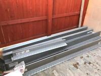lg L1/s75. Steel Cavity Wall Lintel 1200mm
