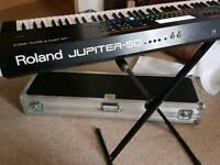 Roland jupiter 50 with case