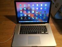 Macbook Pro 15inch,Core i7, 2011