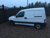 2007 Berlingo 1.6 Hdi van for spares or repair