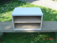 Up Cycled Storage Unit. Could be used as a TV Stand or as a Bedside Unit. Useful in any room.