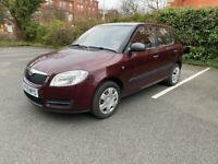 Skoda, FABIA, Hatchback, 2009, Manual, 1422 (cc), 5 doors