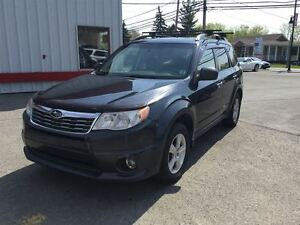 2009 Subaru Forester 2.5 X ED TOURING 4499$ 514-692-0093