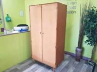 Meredew Light Wood Wardrobe - Can Deliver For £19