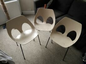 1950s Jason chairs designed by Carl Jacobs & Frank Guille for Kandya