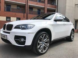 "BMW X6 WITH 21""PERFORMANCE ALLOYS"