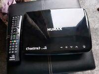 WANTED HUMAX HDR-1100S 500GB FREESAT HD DIGITAL TV RECORDER