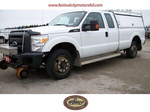 2012 Ford F-250 SUPER CAB 4X4