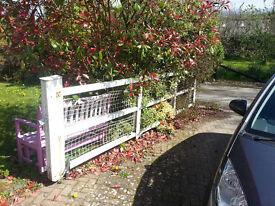 Bespoke 16 ft Garden or Drive Gate