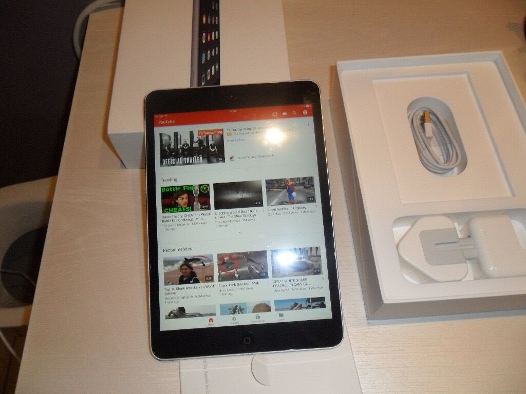 iPad mini 2 16gigcellularin Failsworth, ManchesterGumtree - iPad mini 2 16gig with cellular in very good condition as been looked after comes with original charger and all boxed £145 ovno i am selling two iPad mini 2 the other is 32gig check its add tel 07513010184 try this first if you cant get through try...