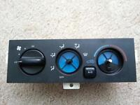 jeep heater control panel