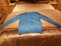 PING GOLF JUMPER MENS SIZE SMALL BUT MORE LIKE MEDIUM
