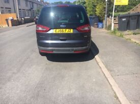 Ford Galaxy 1.8 Diesel. Low Miles Only 10000. Full service history