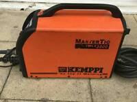 Welding Machine Master Tig MLS 3000 sets