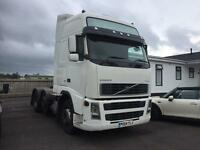 Volvo FH Globetrotter manual