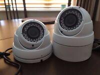 CCTV CAMERA 700TVL 960H EYE-E37-V2W 1/3 Sony 2.8-12mm Varifocal Eyeball Camera 36 IR 30m