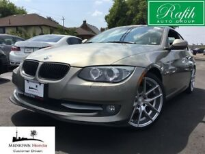 2011 BMW 328 Coupe-Navigation-19 rims-very clean