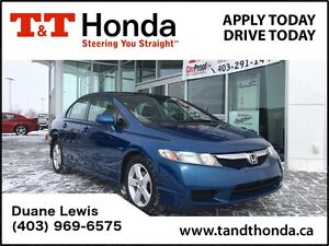 2011 Honda Civic LX-S *Keyless Entry, MP3, Local Owned