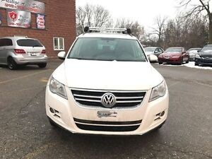 2010 Volkswagen Tiguan 4Motion - SAFETY & E-TESTED
