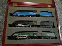 Sir Wedgewood Hornby 3 Locomotive Limited Edition Box OO Gauge *Rare Hornby*