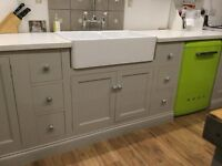 Driver with basic handyman / woodworking skills required for small bespoke kitchen company