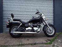 Triumph Bonneville America 865 2013