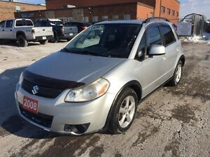 2008 Suzuki SX4 AUTO/AWD/VERY LOW KMS