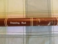 BRUCE & WALKER ? DAPPING ROD 17ft SALMON SEATROUT