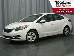 2016 Kia Forte LX *ACCIDENT FREE* *GREAT WARRANTY*