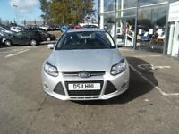 1 OWNER!! 2011 11 FORD FOCUS 1.6 ZETEC 5D 104 BHP **** GUARANTEED FINANCE **** PART EX WELCOME