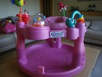 GRECO ENTERTAINER ACTIVITY NURSERY LARGE TOY. VERY WELL DESIGNED AND ACTIVITY CENTRE. SUIT MINDER.