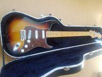 Fender Deluxe Roadhouse & Upgraded Fender Champ 600 amp