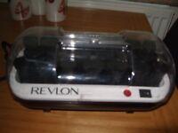Revlon heated hair rollers