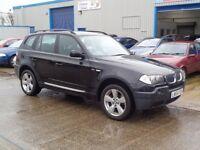 BMW X3 3.0 i Sport 5dr