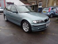 2002 BMW 3 Series 2.0 318i SE Touring 5dr VERY LOW MILES FULL BMW SER HISTORY