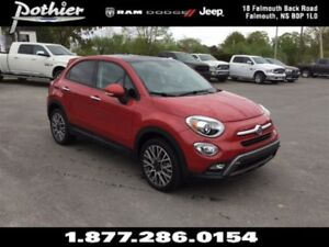 2016 Fiat 500X Trekking FWD | CLOTH | HATCHBACK | UCONNECT |