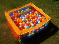 Popup Ball Pit