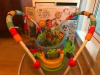 BABY STARTER PACK - Crib - Bouncer - Booster - Chair