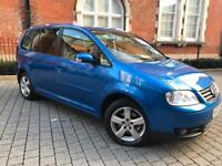 2006 Vw Volkswagen Touran 2.0tdi Sport *7 Seater* Immaculate condition** PX WELCOME