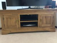 Large TV cabinet