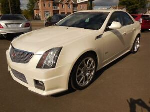 2010 Cadillac CTS-V Exhaust performance