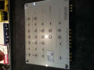 Kenwood KEC-600 Crossover Network. We Sell Used Car Amps. (#37345)