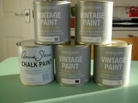 CHALK PAINT - 1 LITRE UNOPENED CAN