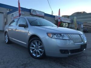2010 Lincoln MKZ Leather_Sunroof_Bluetooth_AWD