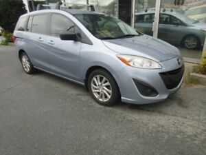 2012 Mazda 5 FRESH 2-YEAR MVI