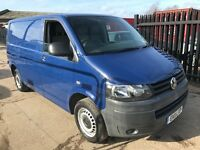 VOLKSWAGEN TRANSPORTER T32/ 102 TDI SWB 2011REG FOR SALE NO VAT