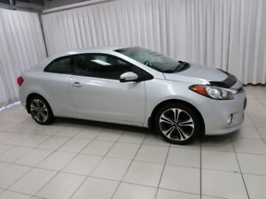 2016 Kia Forte Koup - 2DR. SPORTY AND FUN TO DRIVE !!  w/ ALLOY